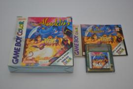 Disney's Aladdin (GBC EUR CIB)