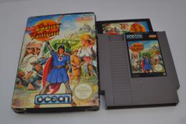 The Legend of Prince Valiant (NES FRA CIB)