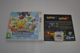 Pokemon Mystery Dungeon - Gates To Infinity (3DS HOL)