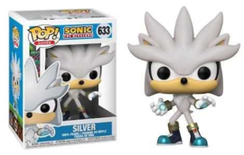 POP! Silver - Sonic The Hedgehog NEW (633)