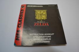 The Legend of Zelda - NES Classics (GBA NFHUG MANUAL)