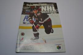 NHL Breakaway 98 (N64 EUR MANUAL)