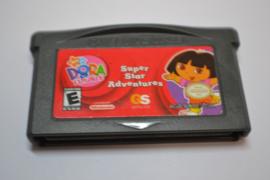 Dora Explorer - Super Star Adventures (GBA USA)