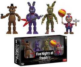 Five Nights at Freddy's Action Figures 4-Pack Set NEW
