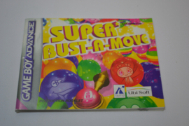 Super Bust-A-Move (GBA EUR MANUAL)
