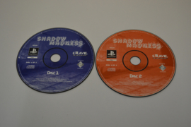Shadow Madness (PS1 PAL DISC)