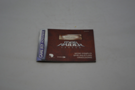Tomb Raider Legend (GBA EUU MANUAL)