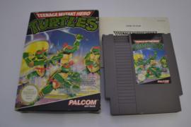 Teenage Mutant Ninja Turtles (NES EEC CIB)
