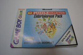 Microsoft - 6 in 1 Puzzle Collection Entertainment Pack (GBC EUR MANUAL)