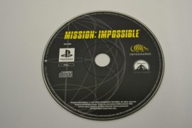 Mission Impossible (PS1 PAL DISC)