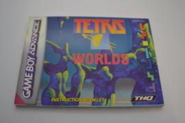 Tetris Worlds (GBA EUR MANUAL)
