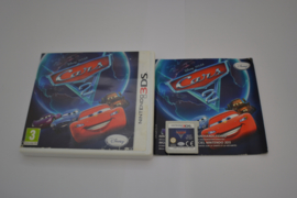 Cars 2 (3DS FAH CIB)