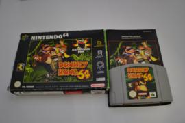Donkey Kong 64 (N64 EUR CIB)