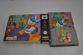 Disney's Donald Duck Quack Attack (N64 EUR CIB)