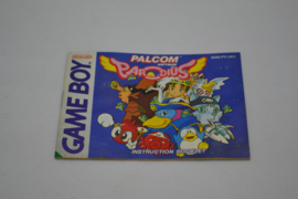 Parodius (GB UKV MANUAL)