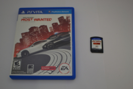 Need For Speed Most Wanted (VITA)