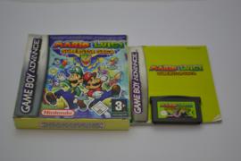 Mario Luigi Superstar Saga (GBA NFHUG CIB)