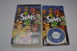 Sims 2 (PSP USA CIB)