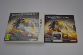 Transformers - Dark of the Moon - Stealth Force Edition (3DS UKV CIB)