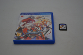 Blazblue Chronophantasma Extend (VITA)