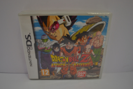 Dragon Ball Z Attack of the Saiyans - NEW (DS FAH)