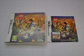 Lego Indiana Jones 2 - The Adventure Continues (DS UKV CIB)
