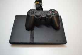 PlayStation 2 Console Slim  Set  (BLACK)