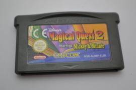 Disney's Magical Quest 2 - Mickey & Minnie (GBA EUR)