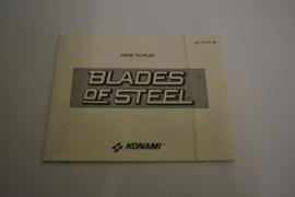 Blades of Steel (NES FRA MANUAL)