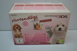 Nintendo 3DS Console Nintendogs Special Edition