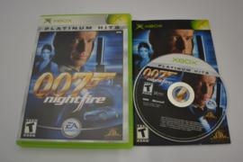 007 Nightfire (XBOX USA)