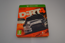 Dirt 4 - Steelbook - Day One Edition (ONE)