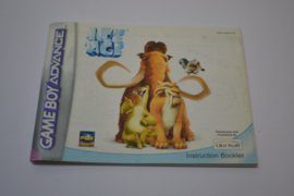 Ice Age (GBA EUR MANUAL)