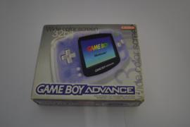 GameBoy Advance Glacier