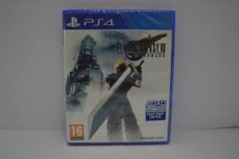 Final Fantasy VII Remake NEW (PS4)
