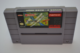 Wings 2 - Aces High (SNES USA)