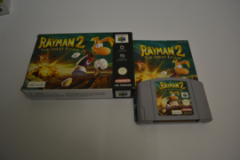Rayman 2 - The Great Escape (N64 EUR CIB)
