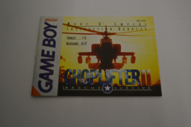 Choplifter II (GB FAH MANUAL)