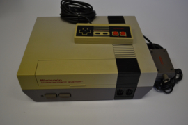 NES Console Set (DISCOLORED)