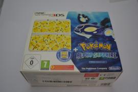 New Nintendo 3DS Pokemon Alpha Sapphire (USED)