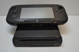 Nintendo Wii U Black Premium Pack 32GB   Console set