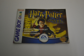 Harry Potter  - En De Geheime Kamer (GBC EU MANUAL)