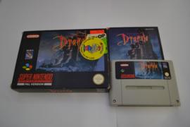 Bram Stoker's Dracula (SNES FAH CIB)
