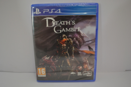 Death's Gambit NEW (PS4)