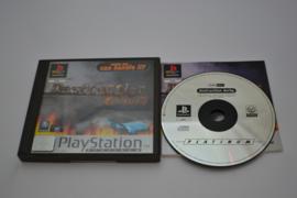 Destruction Derby Platinum (PS1 PAL CIB)