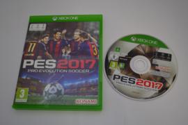 Pro Evolution Soccer 2017 (ONE)
