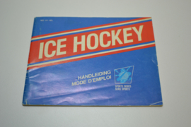 Ice Hockey (NES HOL MANUAL)