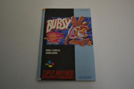 Bubsy (SNES FAH MANUAL)