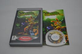 Daxter Platinum (PSP PAL CIB)