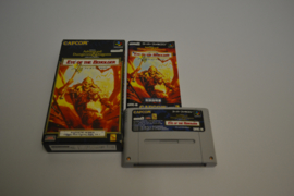 Advanced Dungeon & Dragons Eye Of the Beholder (SFC)